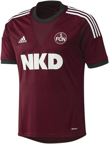 1. FC Nürnberg Heimtrikot NKD 2013-15