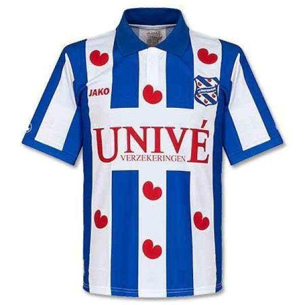 Das offizielle Fussball Kinder Trikot vom SC Heerenveen für 2013/14