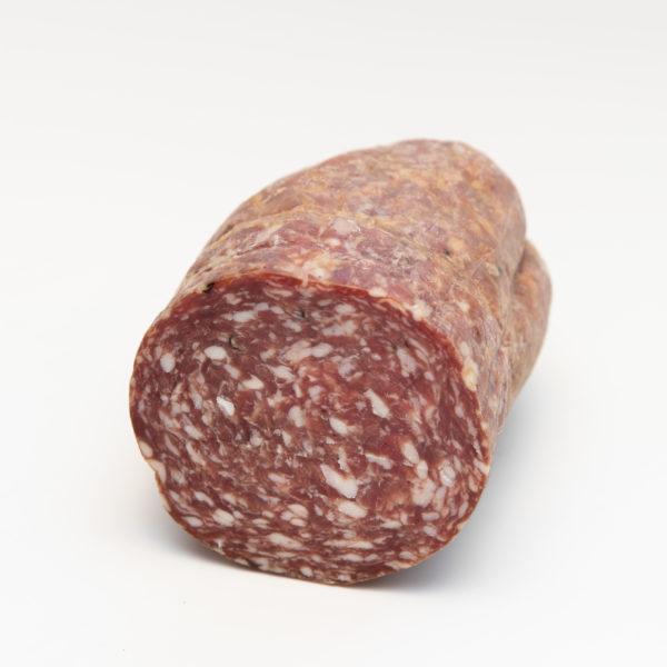 Salami all aglio (Knoblauch)