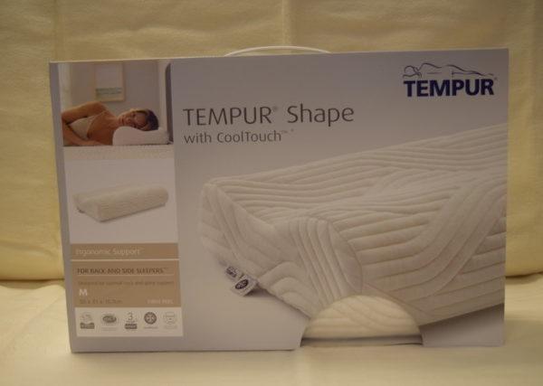 Tempur Kissen Shape M Grösse 50 x 31 x 10/7 cm Tempur Kissen Shape S Grösse 50 x 31 x 8/5 cm