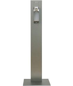 Stilsichere Hygiene-Station 1000 ml, Edelstahl