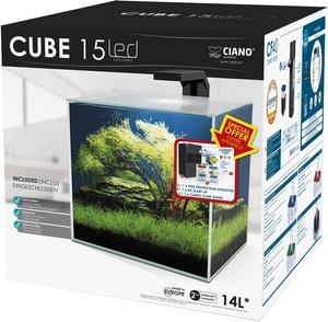 Cube 15 LED CF 40