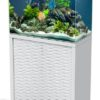 CIANO Aquarium-Kombination Emotions Nature One 100 weiss - LED