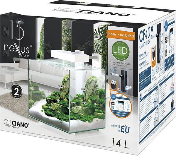 Nexus® Pure 15 LED CF 40