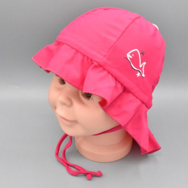Maximo Kinder Bademütze pink