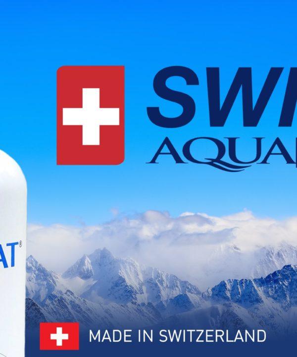 Aquakat-Flasche