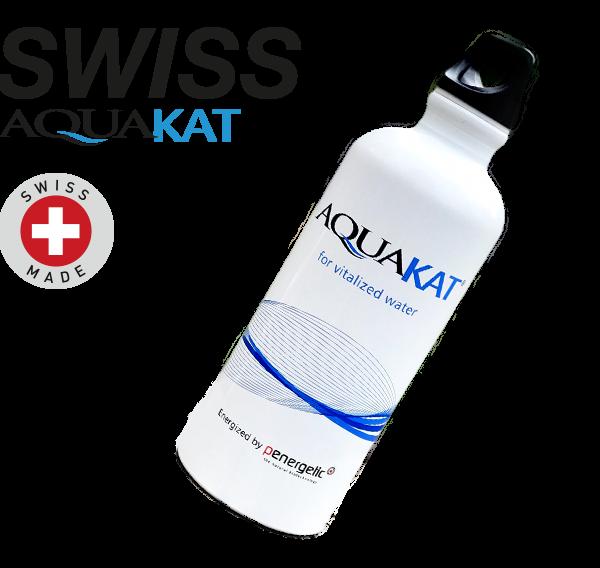 AquaKat-Technologie verwandelt Wasser in frisches, hochwertiges Quellwasser
