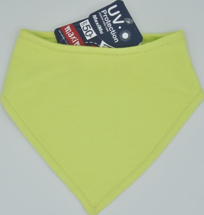 Baby halstuch grün